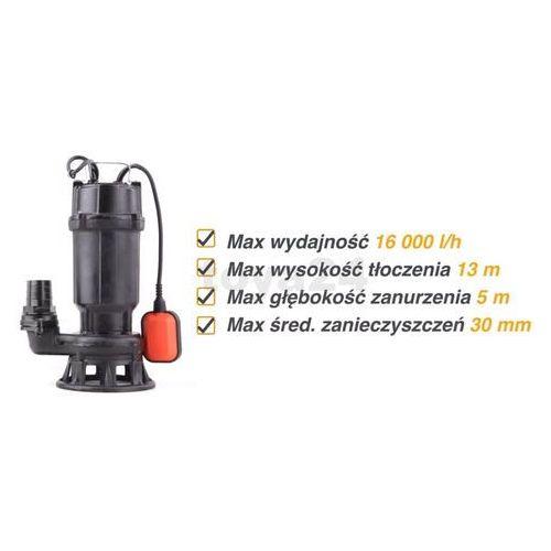 Flo POMPA DO ŚCIEKÓW 750W Z ROZDRABNIACZEM (system tnący) - oferta (c5196c20c595d711)