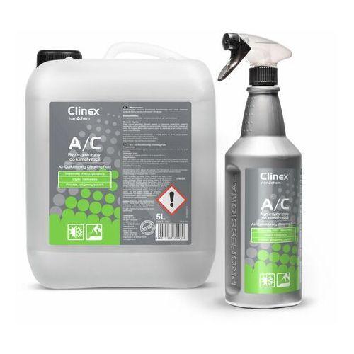 Clinex A/c 1l - płyn czyszczący do klimatyzacji