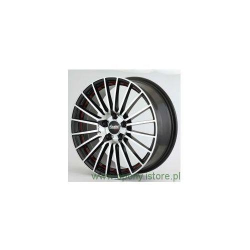Felga aluminiowa adv 87e 7,5jx18h2 racing 5x100(35) marki Advanti