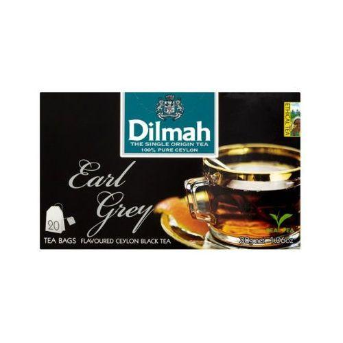 Dilmah 20x1,5g earl grey herbata ekspresowa aromatyzowana
