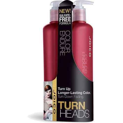 Joico Color Endure - zestaw do włosów farbowanych: Szampon 500ml + Odżywka 500ml (9753197531516)
