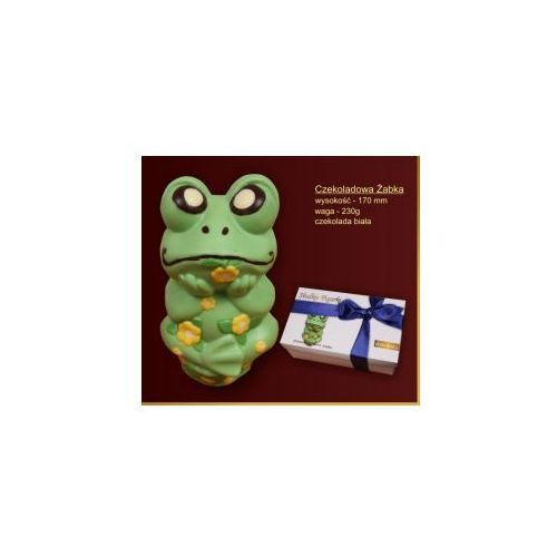 Czekoladki żabka z czekolady marki Carmag polska