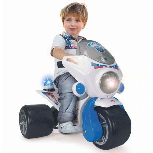 motor na akumulator światło dźwięk 6v marki Injusa