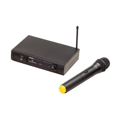 Soundsation wf-u11hc system bezprzewodowy uhf, pojedynczy doręczny