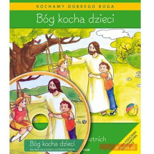 Bóg kocha dzieci, oprawa miękka