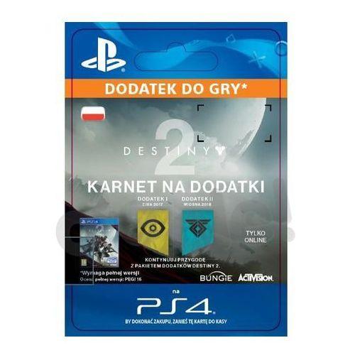 Sony Destiny 2 - expansion pass [kod aktywacyjny]