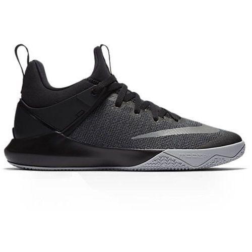 Buty zoom shift - 897653-002 - black/reflect silver marki Nike