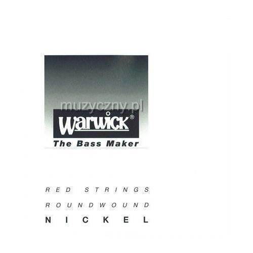 red label struna do gitary basowej 80 marki Warwick