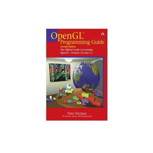 OpenGL Programming Guide (9780321552624)