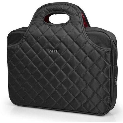 PORT DESIGNS Firenze Torba na laptop 15,6'' czarna (150029) (3567041500298)