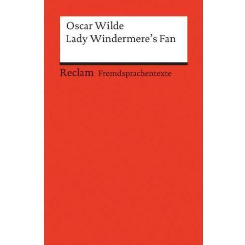 Lady Windermere's Fan Wilde, Oscar