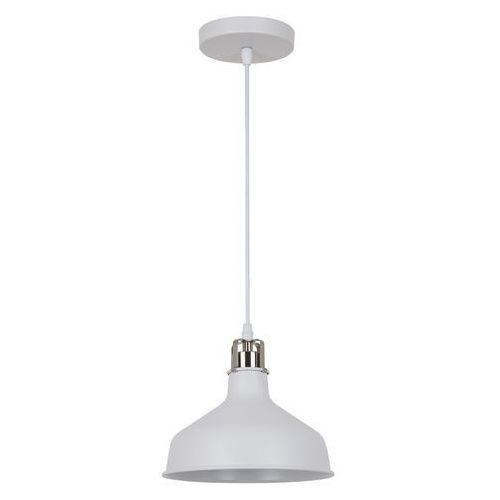 Italux Lampa wisząca hooper md-hn8049m-wh+s.nick - - rabat w koszyku (5900644435297)