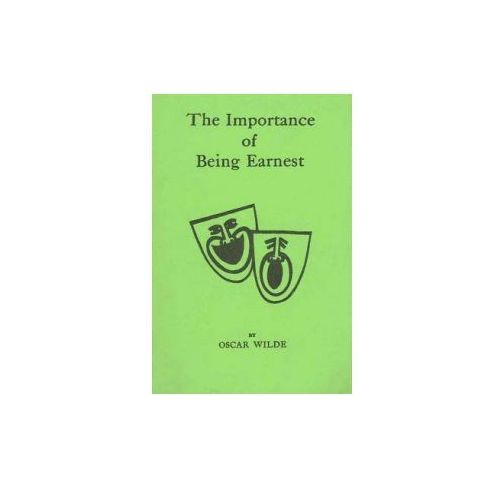 The Importance Of Being Earnest (9780828314428)