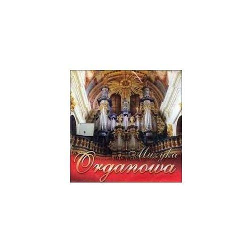 Muzyka organowa - płyta cd marki Praca zbiorowa