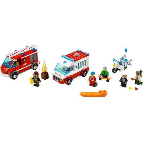 Lego City Zestaw startowy 60023 z kategorii: klocki dla dzieci