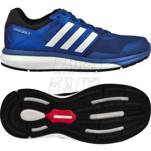 Buty biegowe adidas supernova glide 7 k Jr B26788 z kategorii obuwie dziecięce