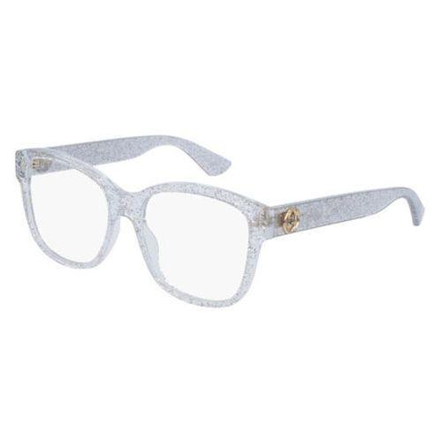 Okulary korekcyjne gg0038o 006 marki Gucci