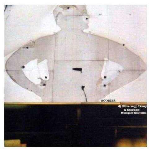 Scories - Dj Olive / Jp Dessy / Ensemble Musiques Nouvelles (Płyta CD)