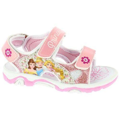 e3621c9336 Disney by Arnetta sandały dziewczęce Princess 23 różowy 83