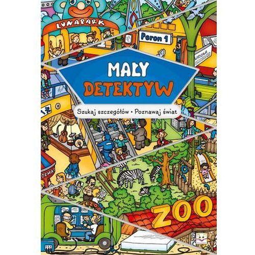Pozycja wydana w roku: 2009 - Mały detektyw