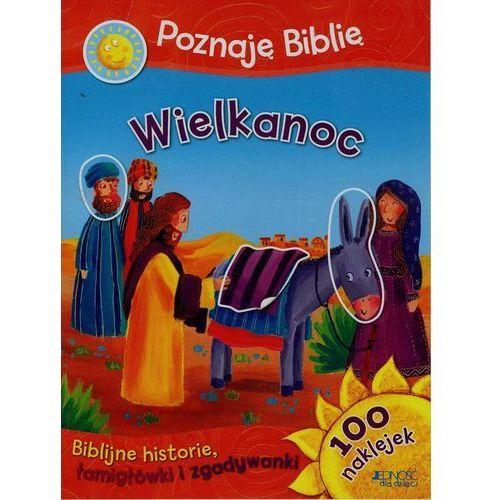 Poznaję Biblię Wielkanoc Biblijne historie 100 naklejek - Parker Vic OD 24,99zł DARMOWA DOSTAWA KIOSK RUCHU, Parker Vic