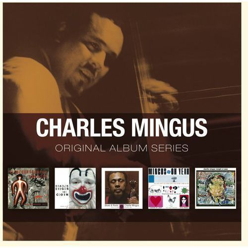 ORIGINAL ALBUM SERIES - Charles Mingus (Płyta CD) (0081227976286)