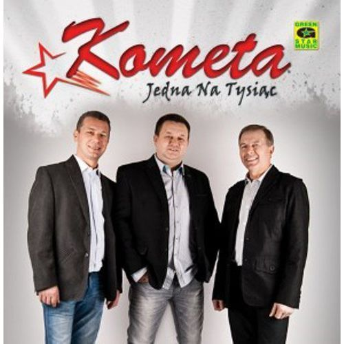 Green star music Kometa - jedna na tysiąc [cd] (5905526203537)