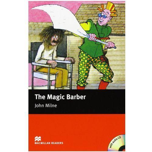 The Magic Barber Macmillan Readers +CD Starter, Macmillan