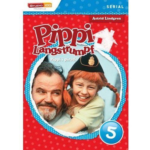 Cass film Pippi - pippi i piraci -