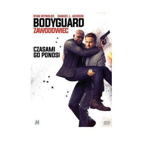 Monolith Bodyguard zawodowiec (dvd) + książka