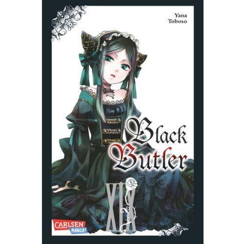 Black Butler. Bd.19
