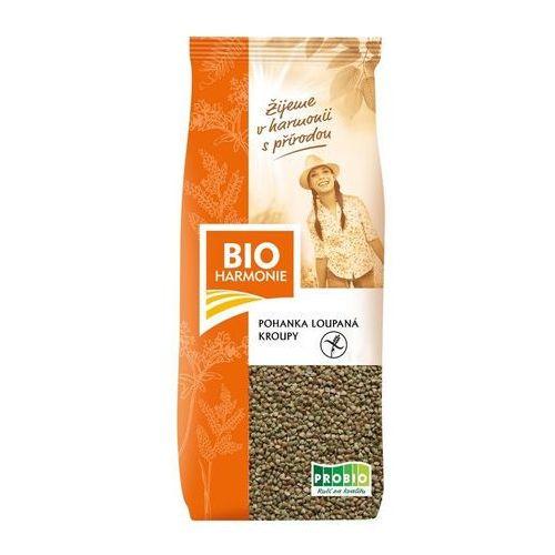 Kasza gryczana niepalona bio 500g bezglutenowa - marki Bioharmonie