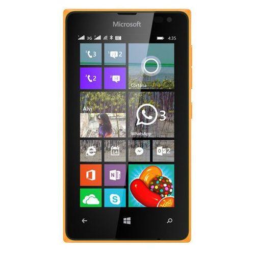 Lumia 435 marki Nokia telefon komórkowy