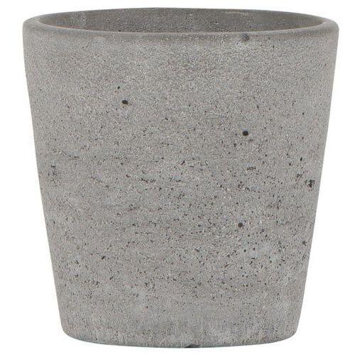 Ib Laursen - Doniczka betonowa szara
