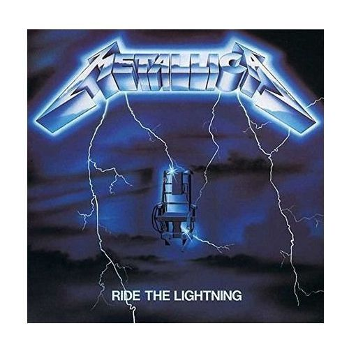 Universal music Ride the lightning (deluxe 4lp+6cd+dvd) ltd. - metallica (cd + dvd) (0858978005066)
