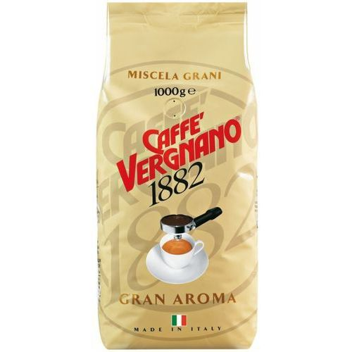 Kawa vergnano gran aroma bar marki Caffe vergnano