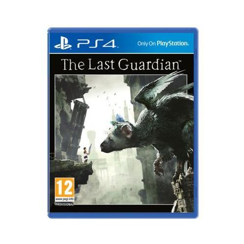 The last guardian pl ps4 marki Sony