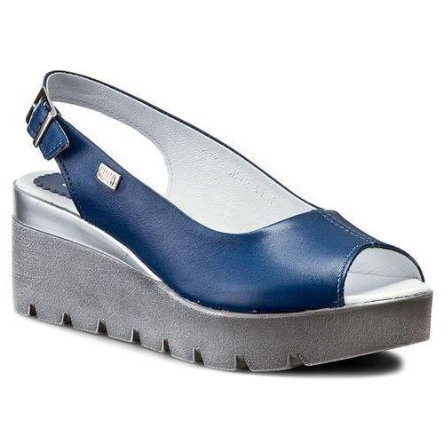 Sandały SIMEN - 6812 Sl.Niebieski