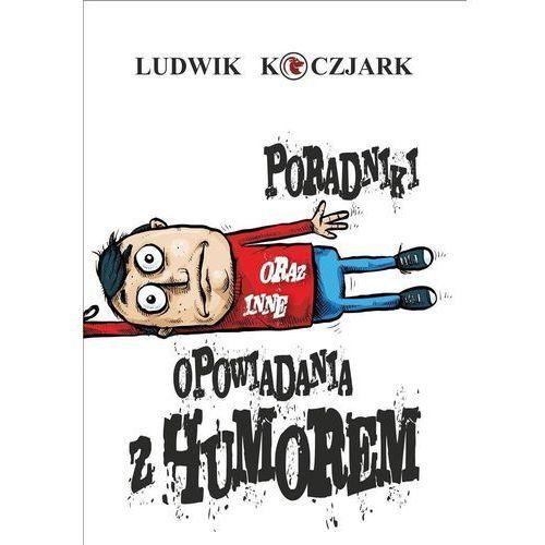 Poradniki oraz inne opowiadania z humorem, oprawa broszurowa