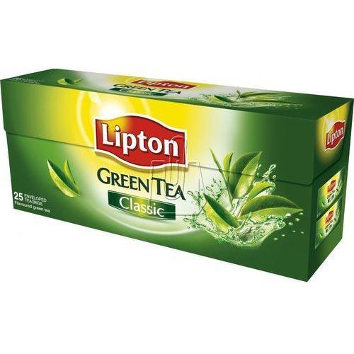Herbata green classic 25 torebek marki Lipton