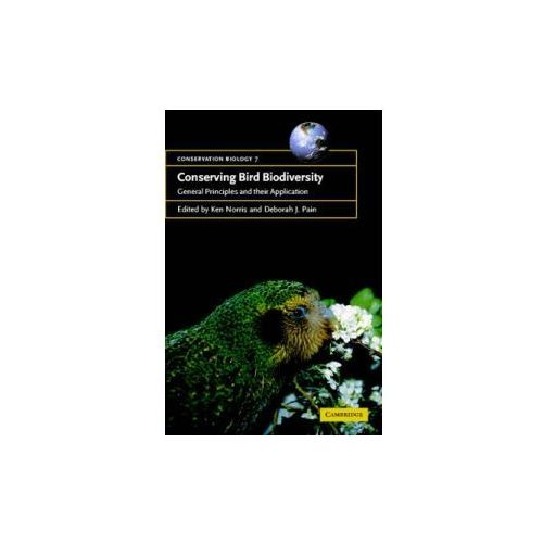 Conserving Bird Biodiversity: ... (9780521789493)
