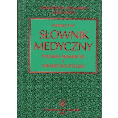 Podręczny słownik medyczny polsko-niemiecki i niemiecko-polski, PZWL