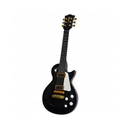 Simba Gitara rockowa czarna (5902002982061)