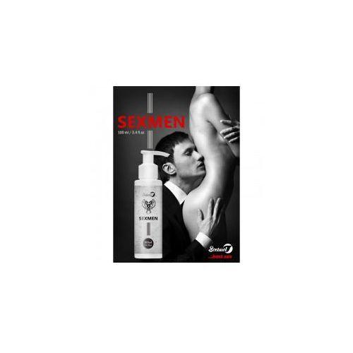 Sexmen - silne pobudzenie męskości marki Sensuel