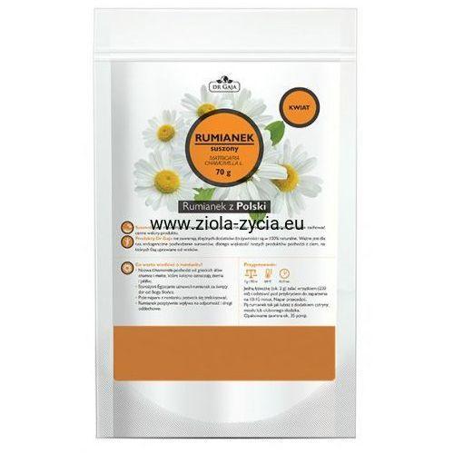 Rumianek (kwiaty) - Dr Gaja - Pozytywnie wypływa na odporność i drogi oddechowe, 23108726
