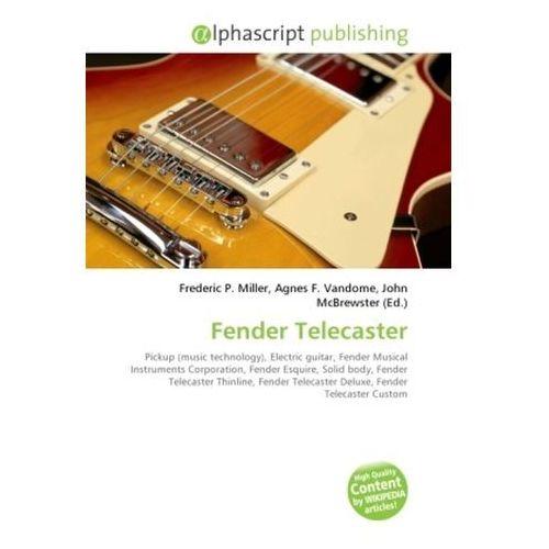 Fender Telecaster (9786130264673)
