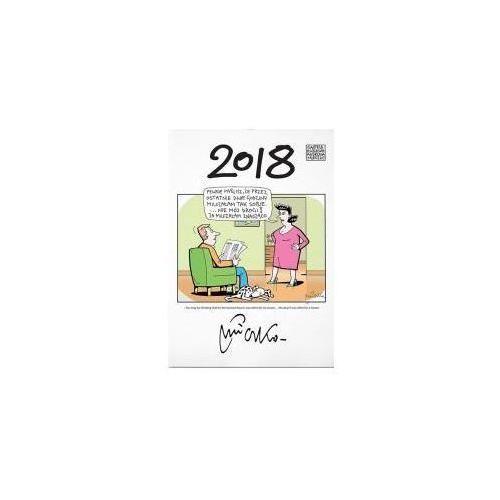 Kalendarz 2018 Wieloplanszowy A. Mleczko MDR - Andrzej Mleczko