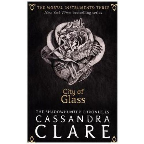 Mortal Instruments 3: City of Glass, Clare, Cassandra