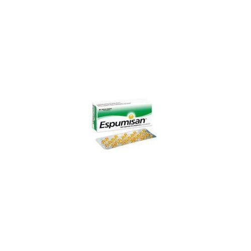 Espumisan x 100 kapsułek - produkt farmaceutyczny