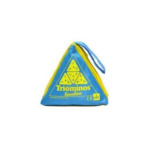 Triominos Sunshine - niebieski